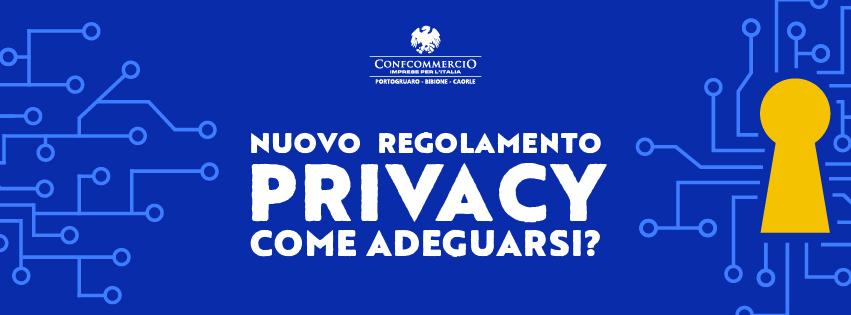Servizio Protezione dati personali