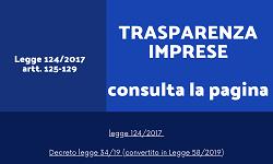 trasparenza imprese
